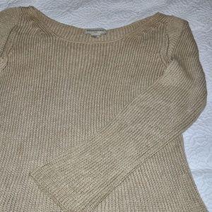 Banana Republic silk sweater